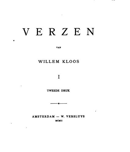 Download Verzen …