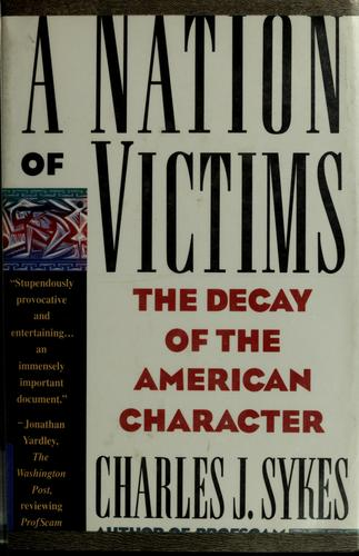 Download A nation of victims