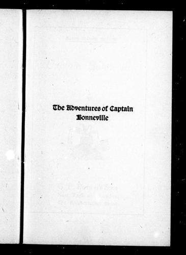 Download Captain Bonneville
