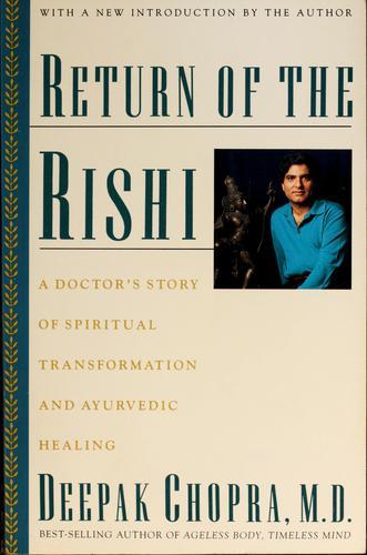 Download Return of the rishi