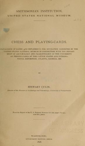 Download Chess and playing cards.