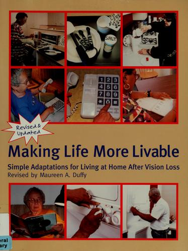 Download Making life more livable