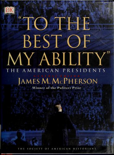 """To the best of my ability"" by James M. McPherson, David Rubel"