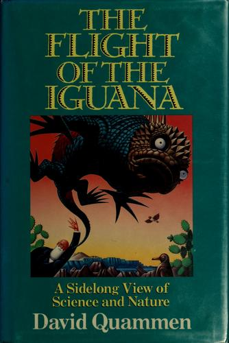 The flight of the iguana