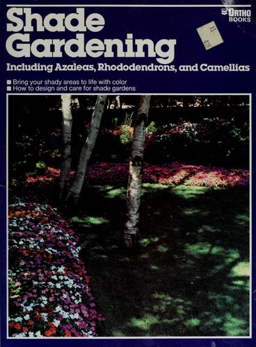 Download Shade gardening