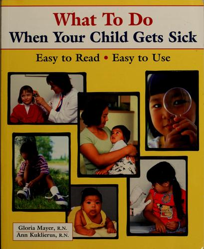 Download What to do when your child gets sick