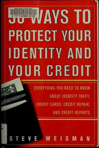 Download 50 ways to protect your identity and your credit