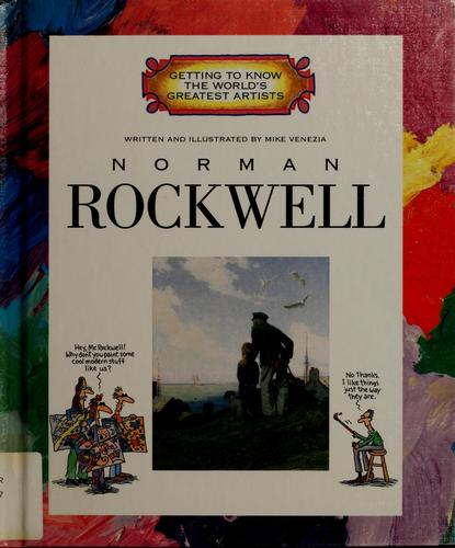 Download Norman Rockwell (Getting to Know the World's Greatest Artists)