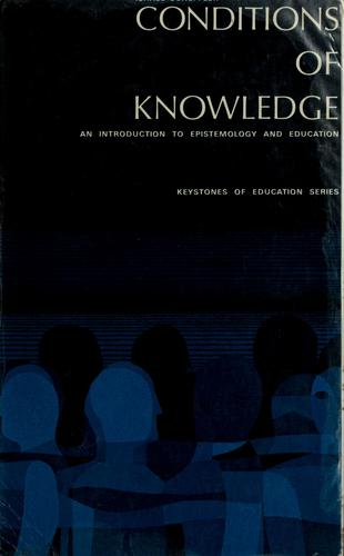 Download Conditions of knowledge