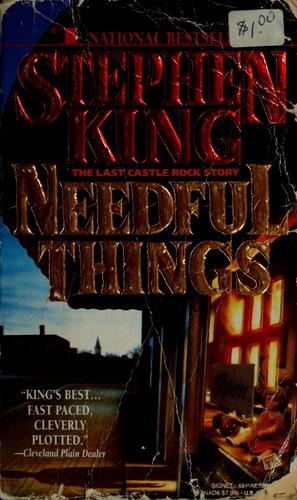 Download Needful things