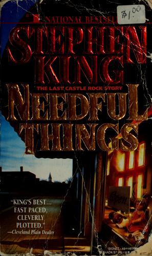 Download Needful things