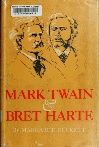 Download Mark Twain and Bret Harte.