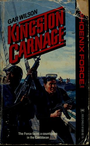 Kingston carnage by Gar Wilson