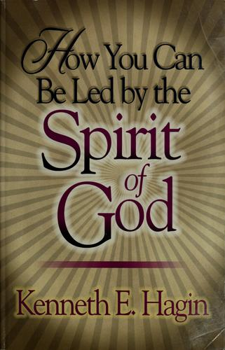 Download How you can be led by the spirit of God