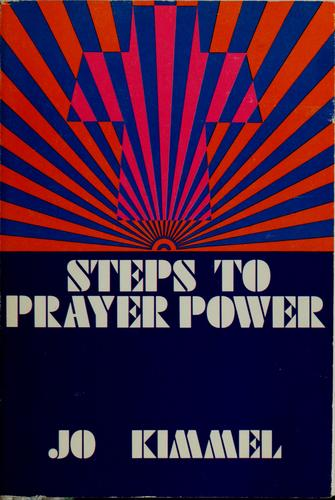 Download Steps to prayer power.