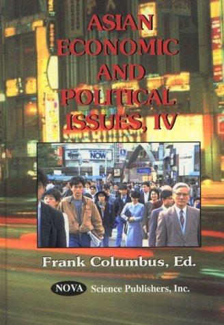 Asian Economic and Political Issues