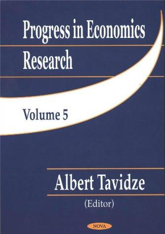 Download Progress in Economics Research