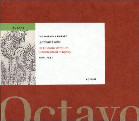 Download De Historia Stirpium Commentarii Insignes