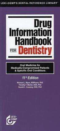 Download Drug Information Handbook For Dentistry