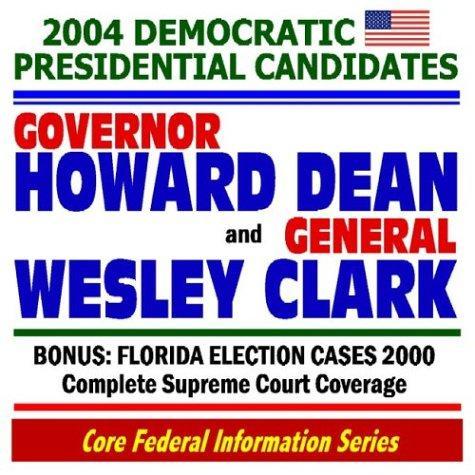 2004 Democratic Presidential Candidates