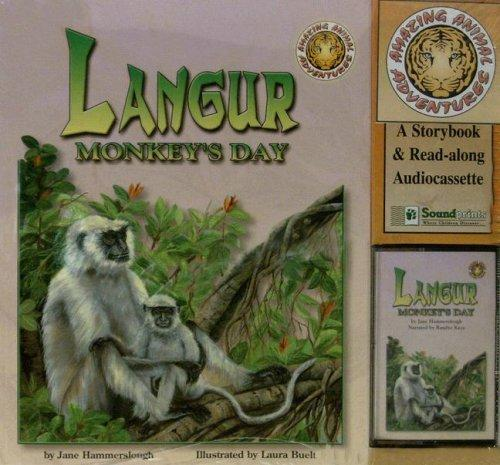 Langur Monkey's Day (Meet Africas Animals)