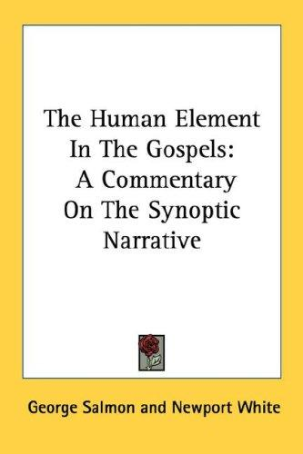 Download The Human Element In The Gospels