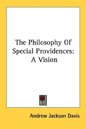 Download The Philosophy Of Special Providences