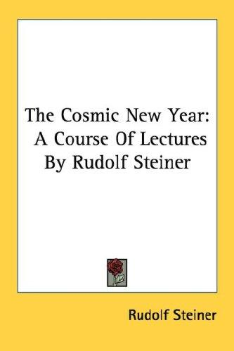 The Cosmic New Year