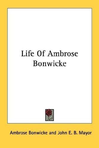 Download Life Of Ambrose Bonwicke