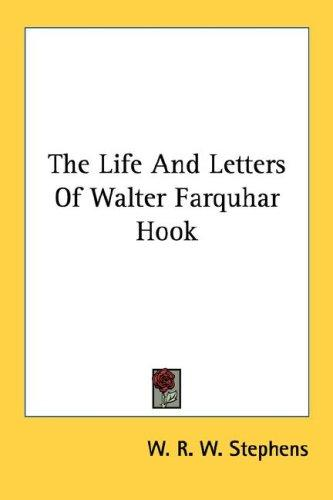 Download The Life And Letters Of Walter Farquhar Hook