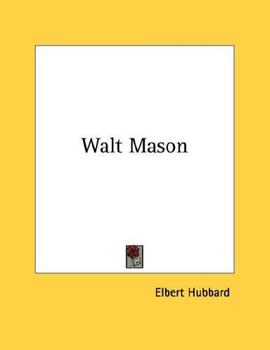 Download Walt Mason