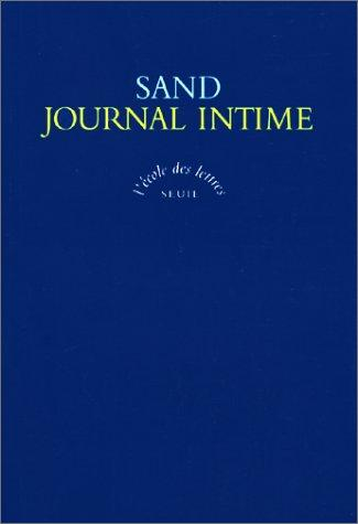 Download Journal intime