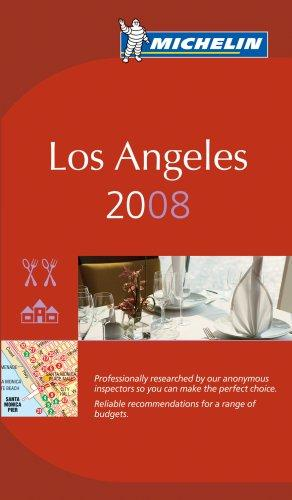 Michelin Guide Los Angeles (Michelin Guides)