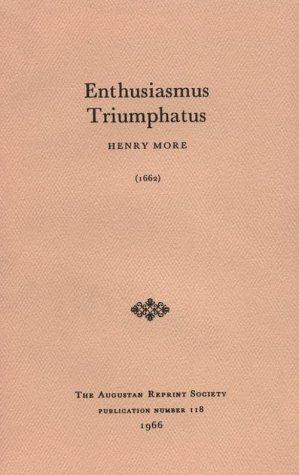 Enthusiasmus triumphatus (1662)