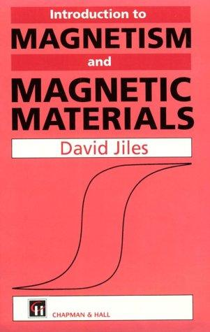 Download Introduction to magnetism and magnetic materials