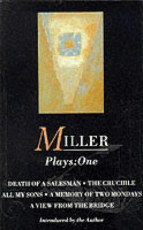 Miller Plays (World Classics)