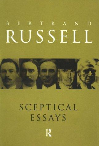 Download Sceptical Essays