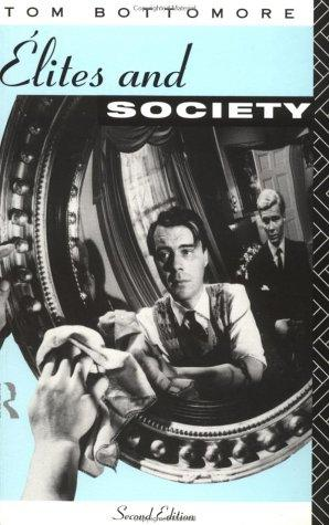 Download Elites and society