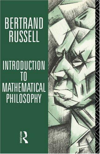 Download Introduction to mathematical philosophy