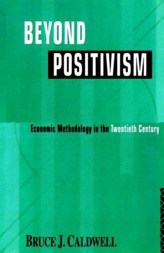 Beyond positivism