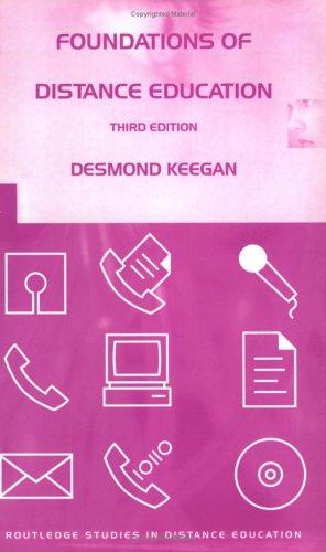 Download Foundations of distance education