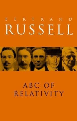 The ABC of relativity by Bertrand Russell