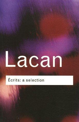 Ecrits (Routledge Classics)