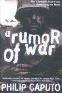 Download A Rumor of War