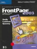 Download Microsoft FrontPage 2003