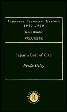 Japan's Feet of Clay