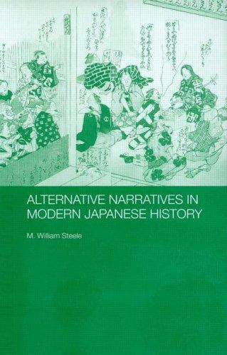 Download Alternative narratives in modern Japanese history