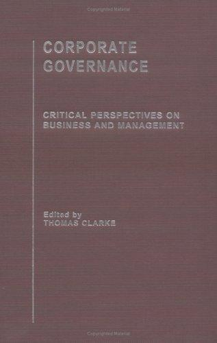 Download Corporate Governance