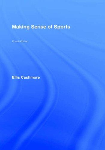 Download Making sense of sports