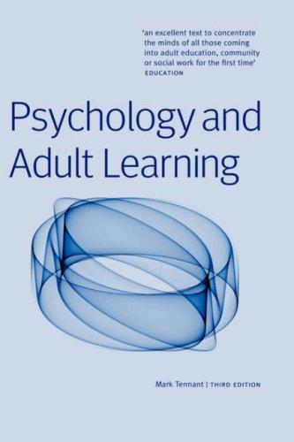 Download Psychology and adult learning